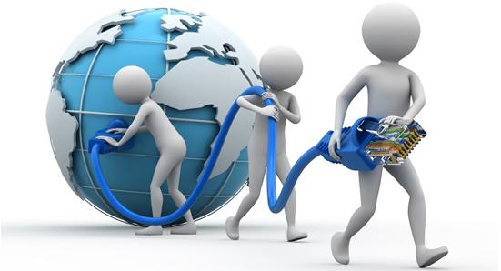 رحلة مع ثلاث طرق لربط الشبكات