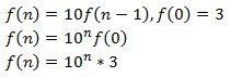 المعادلات المتجانسة