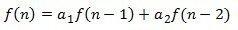 هيكل المعادلة الخطية المتجانسة