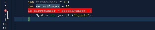الطريقة الخاطئة للمقارنة بين رقمين