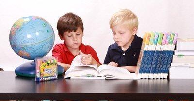 تعليم الأطفال التقليدي