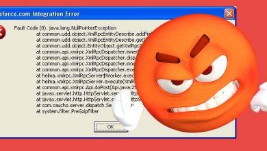 Photo of ما هو الخطأ java.lang.nullpointerexception و كيف يتم إصلاحه، من الأخطاء الشائعة لدى مبرمجي الجافا
