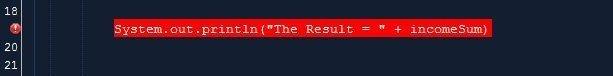 مثال لأخطاء المبتدئين في تعلم البرمجة