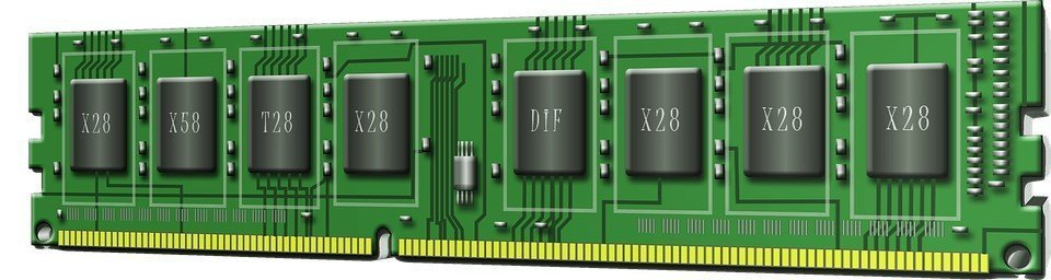ذاكرة الحاسوب - المتغيرات