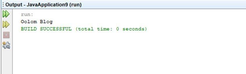 تحويل مصفوفة الحروف إلى نص String