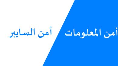 Photo of الفرق بين أمن المعلومات والأمن السيبراني