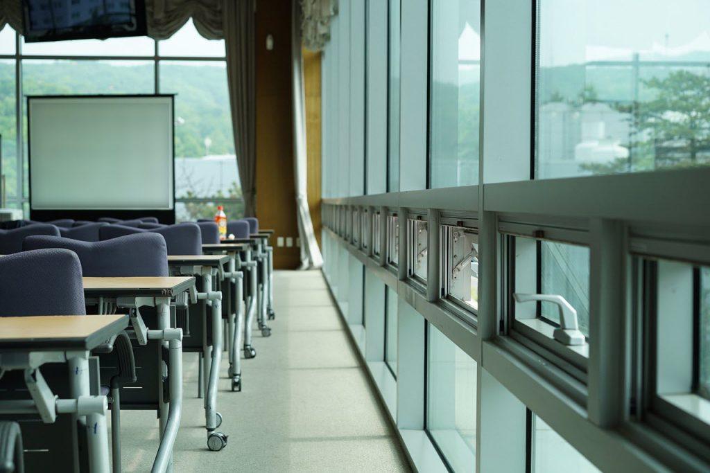 قاعة الدراسة - علوم الحاسب